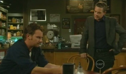 Lucas Fitzgerald, Paul Robinson in Neighbours Episode 5731
