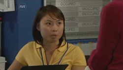 Nurse Jodie Smith in Neighbours Episode 5734