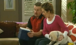 Toadie Rebecchi, Susan Kennedy in Neighbours Episode 5735