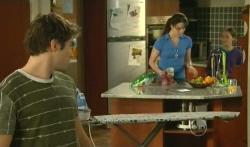 Declan Napier, Kate Ramsay, Sophie Ramsay in Neighbours Episode 5735