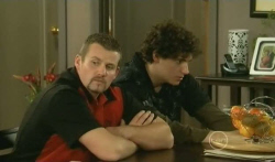 Toadie Rebecchi, Harry Ramsay in Neighbours Episode 5735