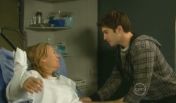 Miranda Parker, Declan Napier in Neighbours Episode 5736