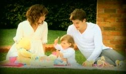 Bridget Parker, India Napier, Declan Napier in Neighbours Episode 5737