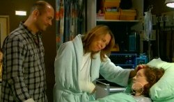 Steve Parker, Miranda Parker, Bridget Parker in Neighbours Episode 5737