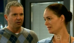 Karl Kennedy, Dr. Peggy Newton in Neighbours Episode 5737