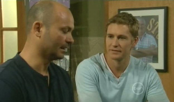 Steve Parker, Dan Fitzgerald in Neighbours Episode 5739
