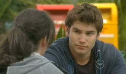 Kate Ramsay, Declan Napier in Neighbours Episode 5739