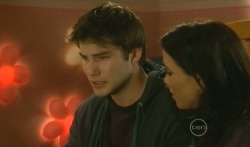 Declan Napier, Libby Kennedy in Neighbours Episode 5739