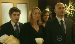 Declan Napier, India Napier, Miranda Parker, Rebecca Napier, Steve Parker in Neighbours Episode 5740