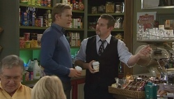 Dan Fitzgerald, Toadie Rebecchi in Neighbours Episode 5742