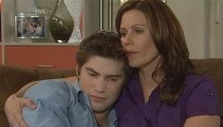 Declan Napier, Rebecca Napier in Neighbours Episode 5742