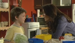 Ben Kirk, Libby Kennedy in Neighbours Episode 5743