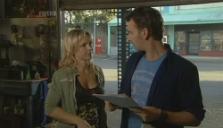 Steph Scully, Lucas Fitzgerald in Neighbours Episode 5743
