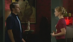 Lucas Fitzgerald, Elle Robinson in Neighbours Episode 5743