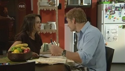 Libby Kennedy, Dan Fitzgerald in Neighbours Episode 5744