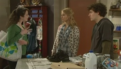 Kate Ramsay, Donna Freedman, Harry Ramsay in Neighbours Episode 5744