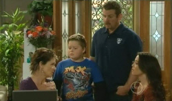 Susan Kennedy, Callum Jones, Toadie Rebecchi, Libby Kennedy in Neighbours Episode 5745