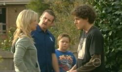 Steph Scully, Toadie Rebecchi, Callum Jones, Harry Ramsay in Neighbours Episode 5745