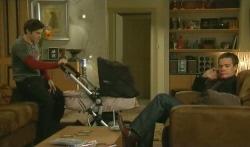 Declan Napier, Paul Robinson in Neighbours Episode 5745