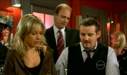 Tim Collins, Toadie Rebecchi, Steph Scully in Neighbours Episode 5746