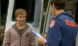 Ringo Brown, Christian Doran in Neighbours Episode 5747