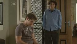 Declan Napier, Harry Ramsay in Neighbours Episode 5748