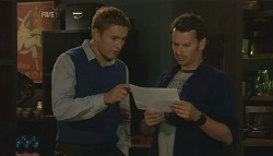 Dan Fitzgerald, Lucas Fitzgerald in Neighbours Episode 5749
