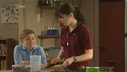 Callum Jones, Kate Ramsay in Neighbours Episode 5749