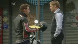 Lucas Fitzgerald, Dan Fitzgerald in Neighbours Episode 5749