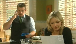 Toadie Rebecchi, Steph Scully in Neighbours Episode 5750