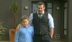 Callum Jones, Toadie Rebecchi in Neighbours Episode 5750