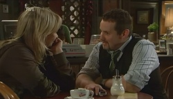 Steph Scully, Toadie Rebecchi in Neighbours Episode 5751