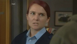Constable Simone Page in Neighbours Episode 5751