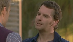 Dan Fitzgerald, Lucas Fitzgerald in Neighbours Episode 5753
