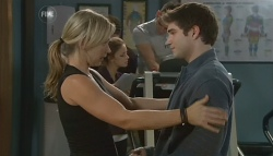 Steph Scully, Declan Napier in Neighbours Episode 5753