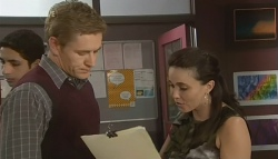 Dan Fitzgerald, Libby Kennedy in Neighbours Episode 5753
