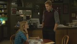 Elle Robinson, Dan Fitzgerald in Neighbours Episode 5754