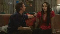 Lucas Fitzgerald, Vanessa Chung in Neighbours Episode 5754
