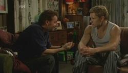 Lucas Fitzgerald, Dan Fitzgerald in Neighbours Episode 5754