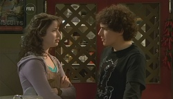 Kate Ramsay, Harry Ramsay in Neighbours Episode 5754