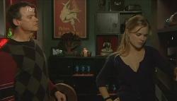 Paul Robinson, Elle Robinson in Neighbours Episode 5755
