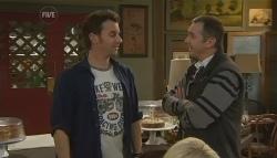 Lucas Fitzgerald, Karl Kennedy in Neighbours Episode 5755