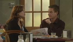 Rebecca Napier, Paul Robinson in Neighbours Episode 5755