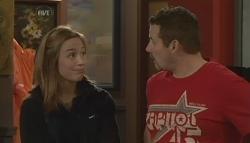 Sonya Mitchell, Toadie Rebecchi in Neighbours Episode 5755
