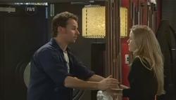 Lucas Fitzgerald, Elle Robinson in Neighbours Episode 5755