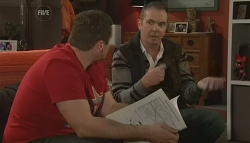 Toadie Rebecchi, Karl Kennedy in Neighbours Episode 5755