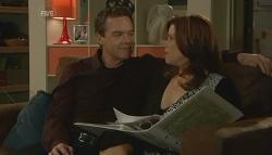 Paul Robinson, Rebecca Napier in Neighbours Episode 5755