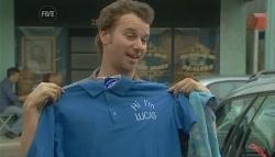Lucas Fitzgerald in Neighbours Episode 5756