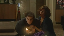 Declan Napier, Rebecca Napier in Neighbours Episode 5756