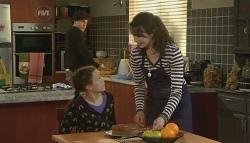 Harry Ramsay, Sophie Ramsay, Kate Ramsay in Neighbours Episode 5757